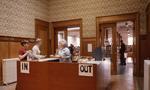 Grangemouth Library interior