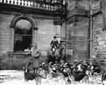 Linlithgow & Stirlingshire Hunt at Callendar House