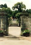 Dollar Park - entrance gate