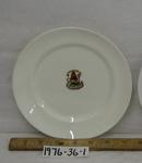 plate; side