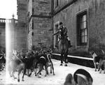 Fox hunt, Callendar House