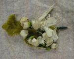 bouquet; doll's