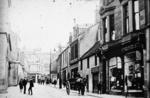 Falkirk High St, west end