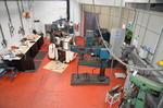 Workshops in McCowan's Factory, Stenhousemuir