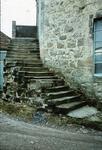 Stairs outside Tattie Kirk
