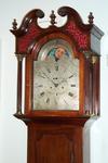 clock; longcase