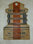 fuse wire