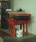 press; printing (proofing)