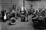 Aitken's cooperage at Falkirk Brewery