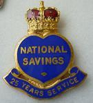 "badge; ""National Savings"""