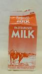 carton; milk