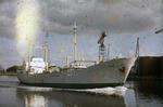 Ship 'Blink' at Grangemouth docks