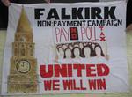 banner; anti poll tax