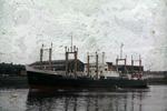 Ship 'Lairdsglen' at Grangemouth docks