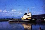 Ship 'Zetland' at Grangemouth docks