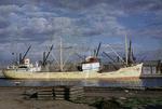 Ship 'Singularity' at Grangemouth docks