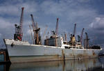 Ship 'Ben Mhor' at Grangemouth docks