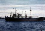 Ship 'Haskerland' at Grangemouth docks