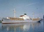 Ship 'Marius Nielsen' at Grangemouth docks
