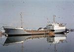 Ship 'Nordstrand' at Grangemouth docks