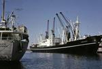 Ship 'Toronto' at Grangemouth docks
