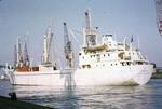 Ship 'Marin' at Grangemouth docks