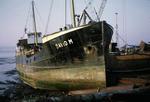Ship 'David M' at Grangemouth docks