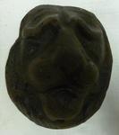 casting; lion's head