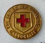 "badge; ""British Red Cross"""