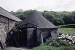 East Kerse Mains threshing mill