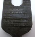iron; cutting