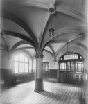 Foyer of church or similar