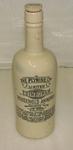 bottle; cleaning fluid