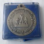medal; half marathon