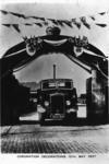 """Coronation Decorations, 12th May 1937"""
