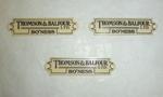 label; manufacturer's