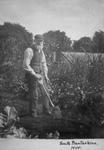 Adam McKenzie, Gardener, South Bantaskine Estate