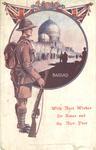 First World War picture postcard