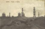 Tombs of Khalifs, Cairo