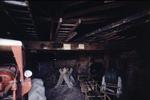 East Kerse Mains threshing mill interior
