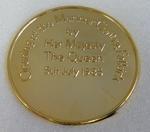 medallion; Mariner Centre Falkirk