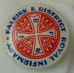 badge; Falkirk & District Royal Infirmary