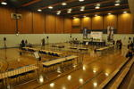 Scottish Referendum Count at Grangemouth