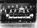 Falkirk Football Club team photograph