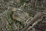 Aerial view of Larbert