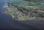 Aerial view of Bo'ness Foreshore