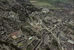 Aerial view of Falkirk