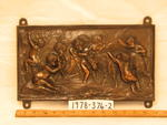plaque; decorative