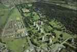 Aerial view of Callendar Park