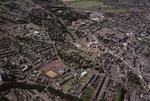 Aerial view of Falkirk